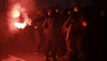 VIDEO de la Mani d'okupació a Barcelona,