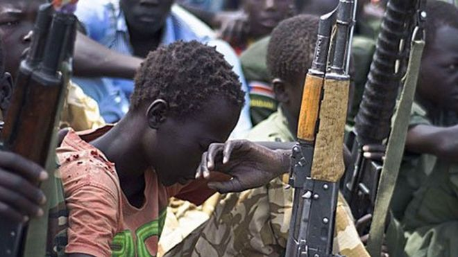 US backed Saudis hire African Child Soldiers in Yemen Invasion