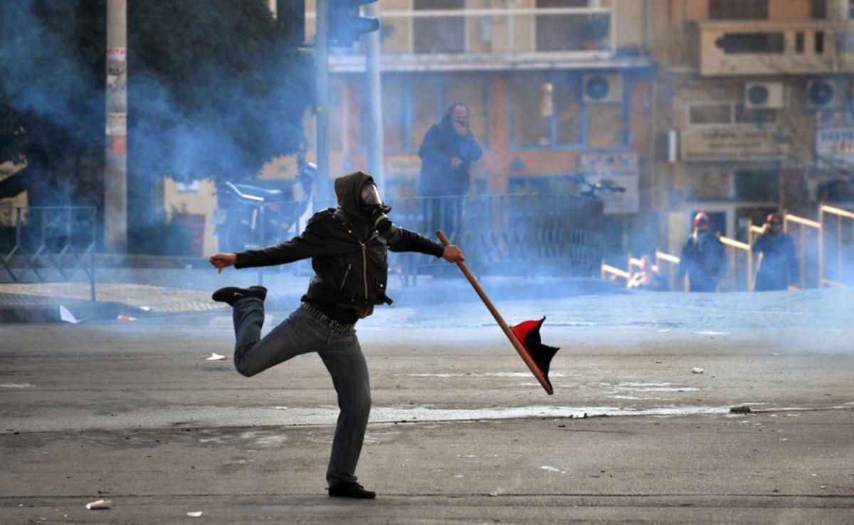 Diez años después de la Revuelta inspiradora enGrecia