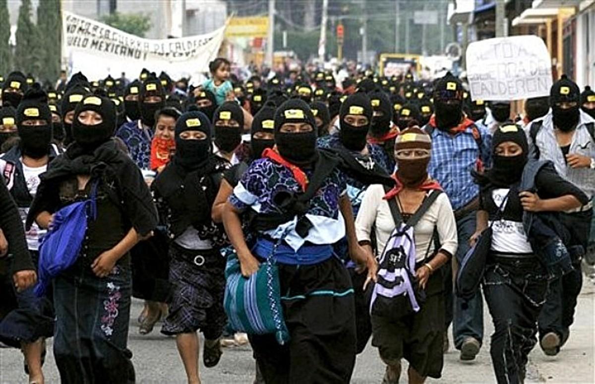 EZLN warns Zapatistas will not permit 'Maya Train' mega Railproject
