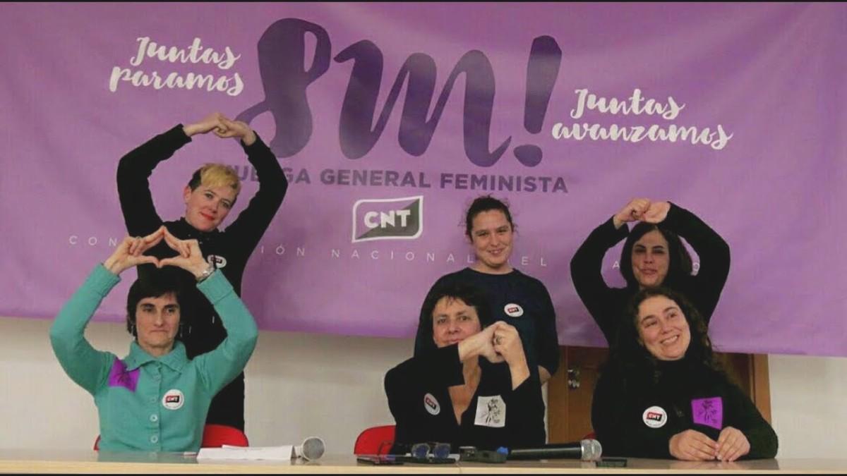 New Feminist General Strike on 8th March 2019  – SpanishState