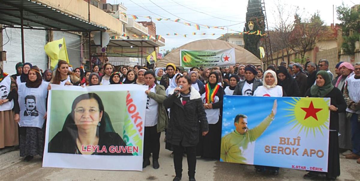 UPDATE .Leyla Hospitalised Refusing Treatment/ International Action plea for Hunger Strikers
