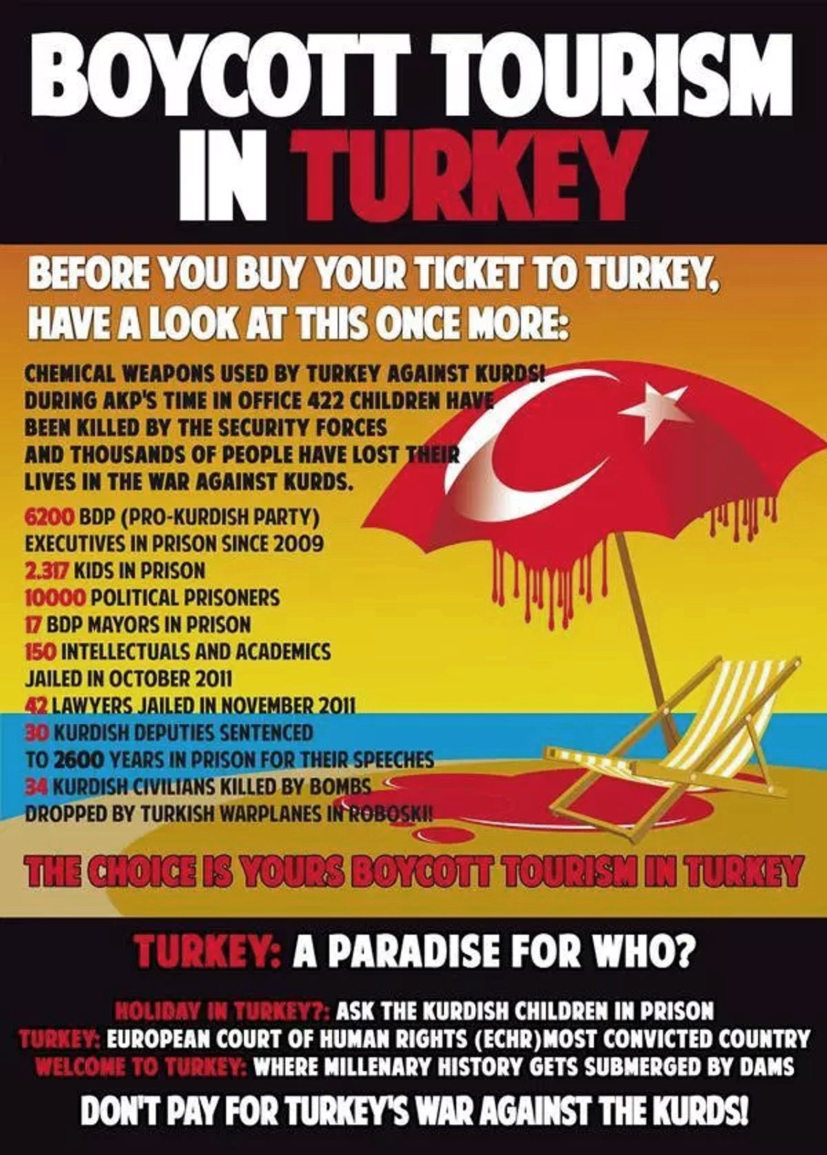 """""""Suspicious""""Tourists to be Arrested at Turkish Airports. saysMinister"""