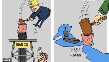 Iran vows a World Recession if US blocks Oil on May 2nd