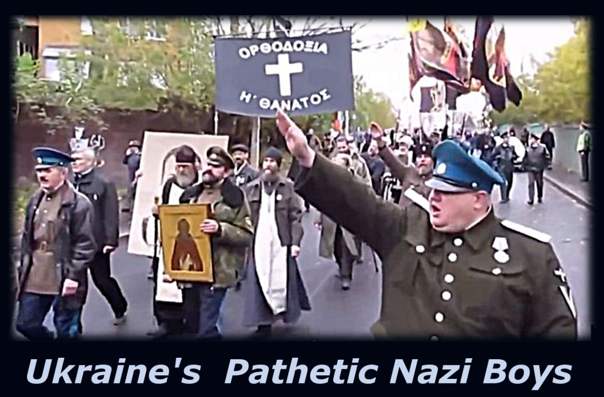 Ukraine Anarchists Resist Mass Fascism..video docu..