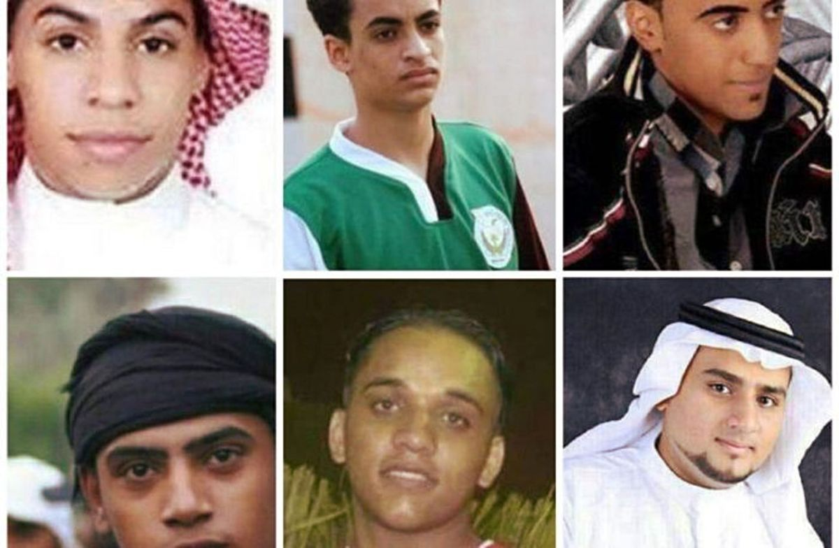 Saudis Torture and Execute more Underage Youths
