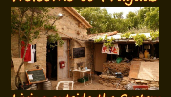Fraguas: Call to resist Eviction of Occupied Abandoned Village