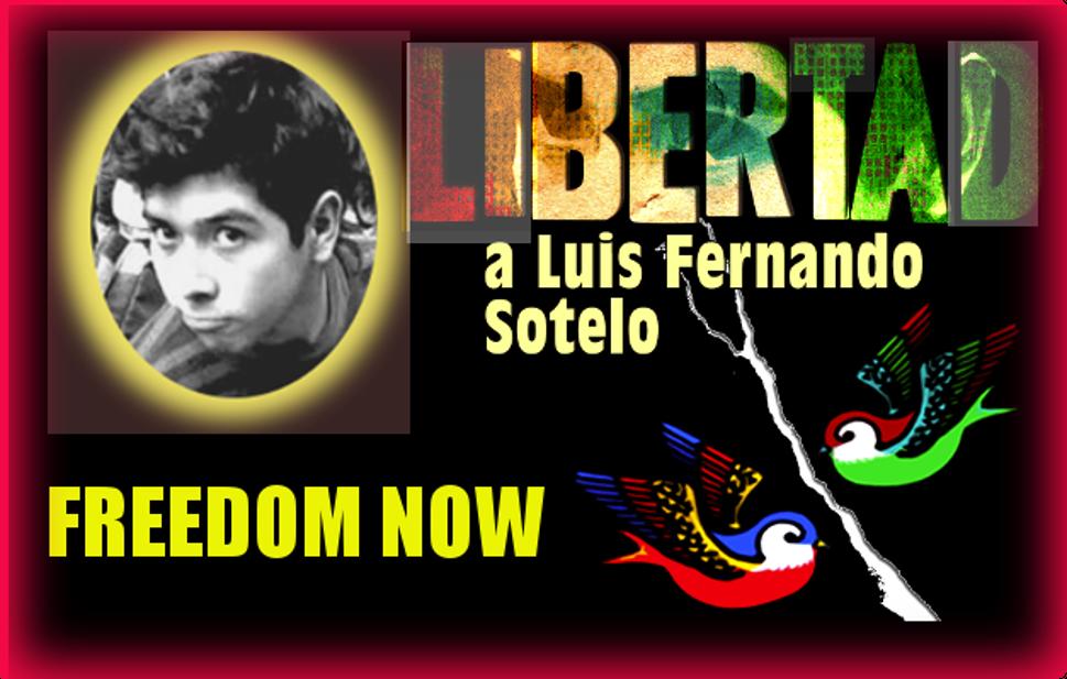 Anarchist Prisoner Luis Fernando Sotelo to beReleased!
