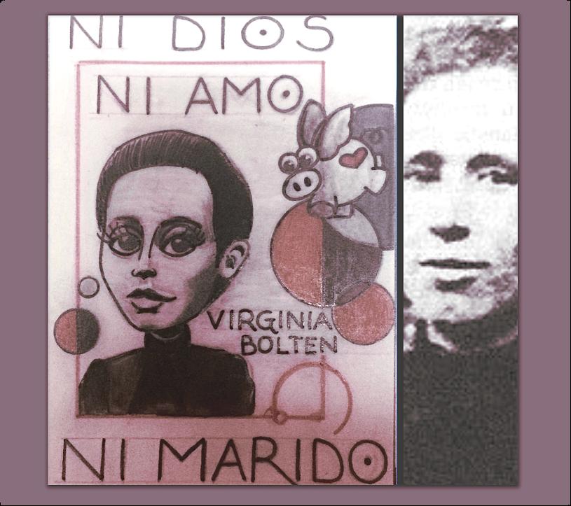 """Se Estrena la serie """"Libertarias"""", Historias de MujeresLuchadoras"""
