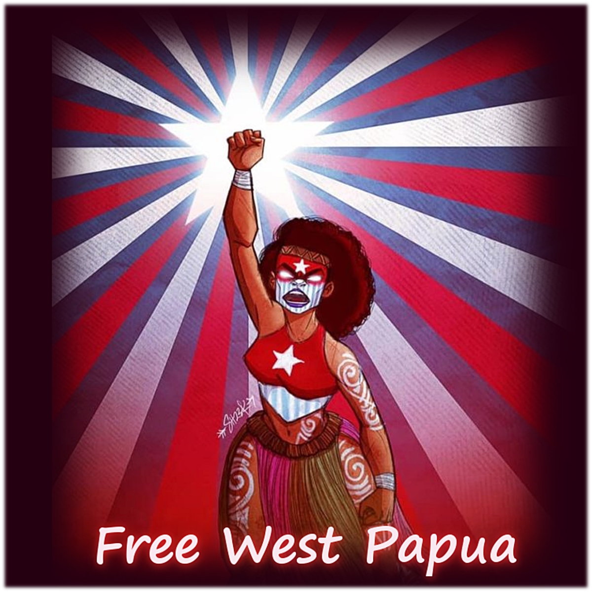 Global Action: Free West Papua! 5th to 7th Sept