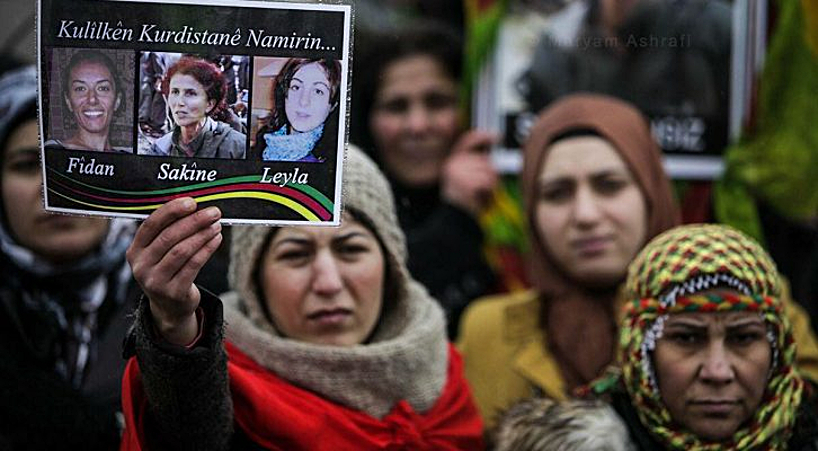 The Underground Free Women's Movement (TJA) in Kurdish Turkey