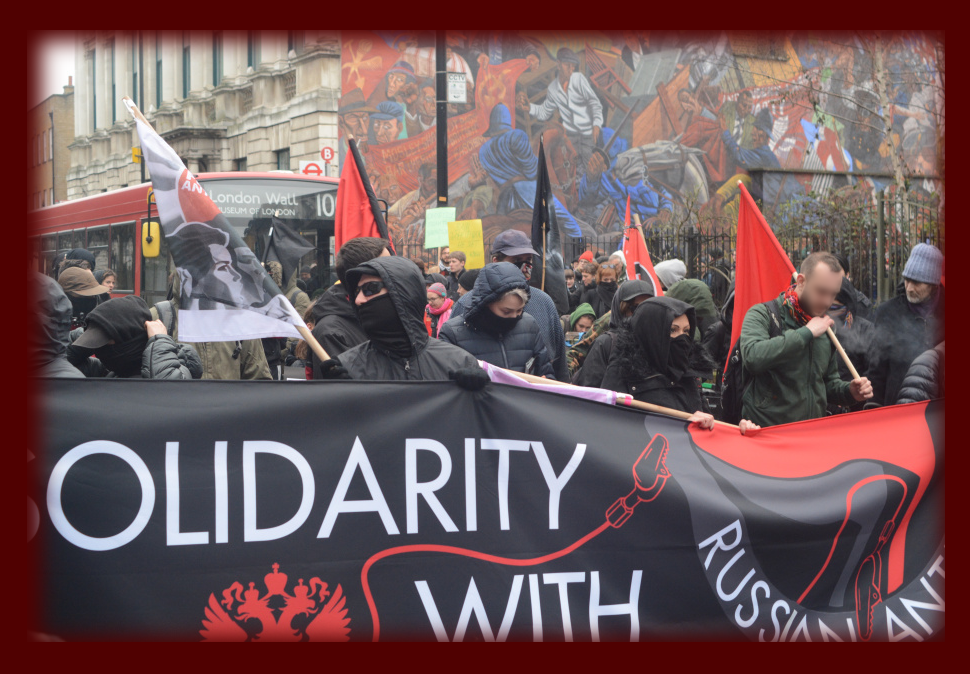 Solidarity call for Russian anarchists facing up to 18 yearsjail
