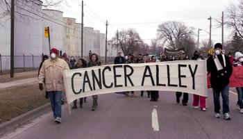 Cancer Alley Communities battle Exxon in Louisiana