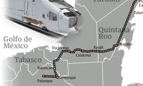"""The Mayan Train a """"project of death"""" – indigenous representatives ..."""