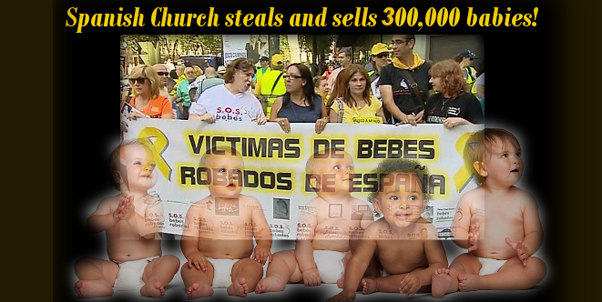 Theft of 300,000 Babies by the Franco regime: mothers  dying without reaching thetruth