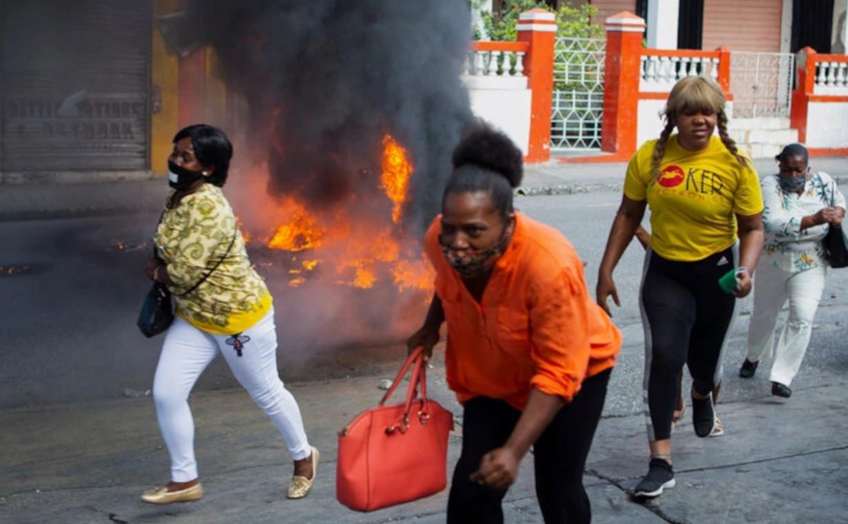 'We need help': Haiti earthquake survivors lack food, shelter Untitled-2
