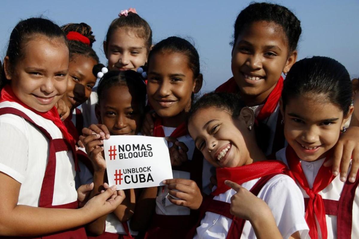 World caravan called against the blockade of #Cuba on March 27 ..Esp/Eng