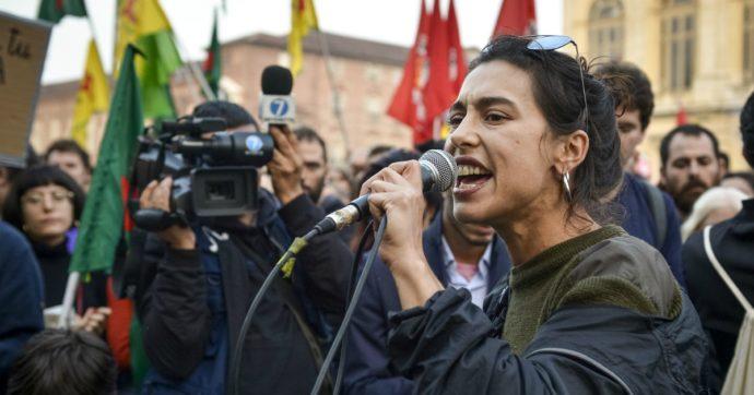 "Eddi Marcucci, Former YPJ fighter in Rojava, faces further repression ..""I went to live in a world ofwomen"""