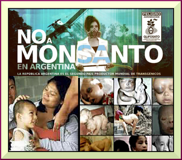 Stranger in a Strange Land: Anti-Monsanto Protests Spark ...