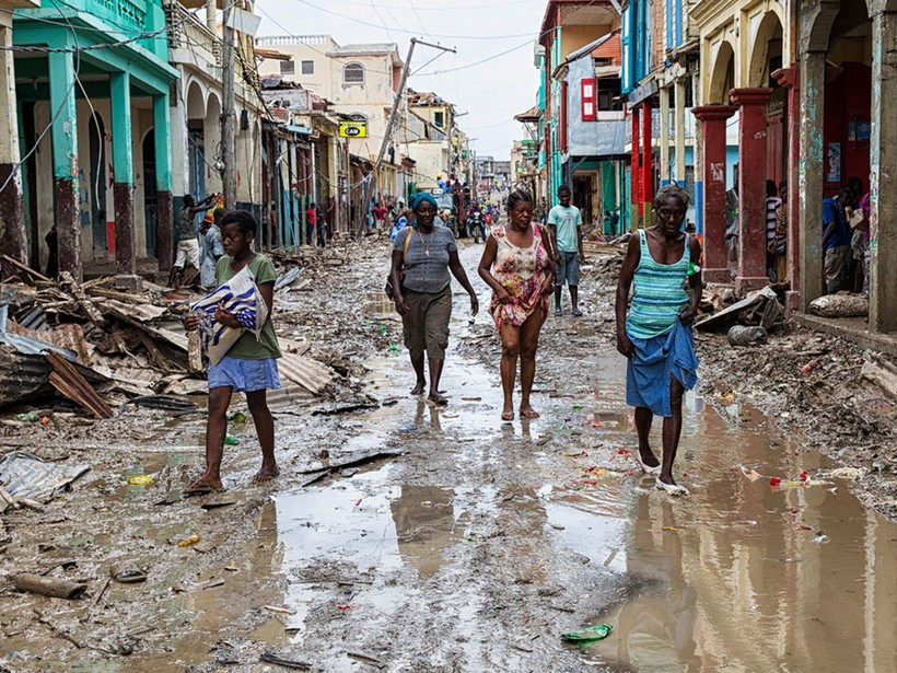 'We need help': Haiti earthquake survivors lack food, shelter Although-haitis-instability-is-historical-today-security-is-not-guaranteed-for-anyone