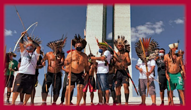 Resisting Brazil's Proposed Law #490/2007 to Block and Seize Indigenous Lands …  Pt/ Esp/Eng