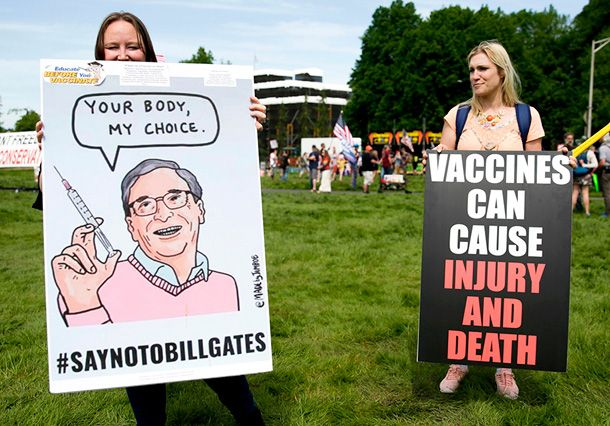 18 great Reasons I Won't be Getting the Covid Shots (fact checked) ++ 7 MORE 0612_tp22